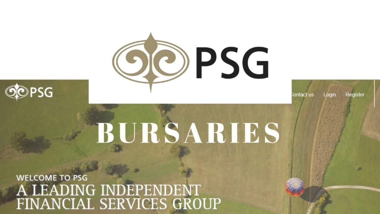 PSG BURSARY FOR 2021