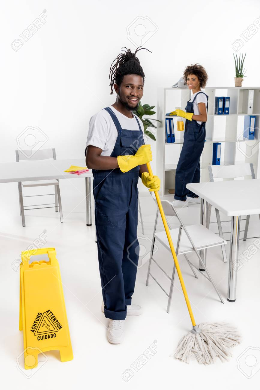 SUPERVISOR: CLEANERS X2