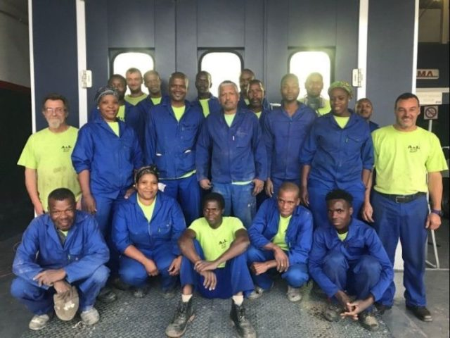 Unitrans General Worker 21