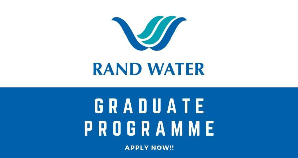 Rand-water Development Programme - Nursing 2021