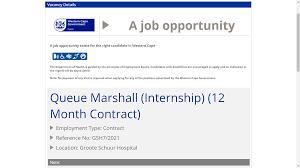 Hospital Queue Marshall Internship 21
