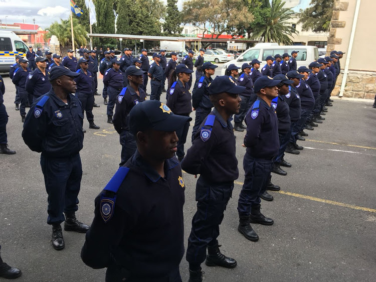 PROVINCIAL GOVERNMENT SECURITY OFFICER 21
