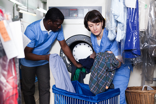 Laundry Worker 2021