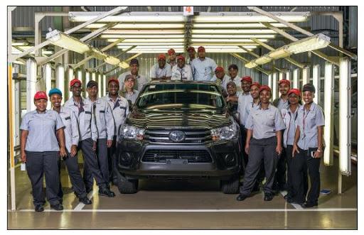Toyota S.A LEANERSHIP 2021